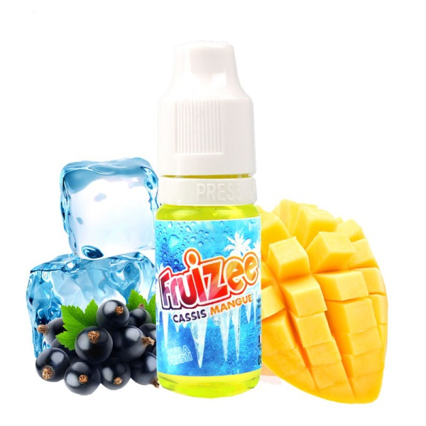 Fruizee Cassis Mangue (10ml)