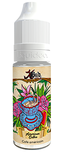 Liquideo Américan Coffee (10ml)