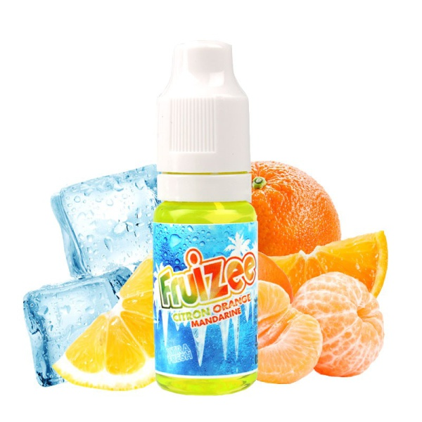 Fruizee Citron Orange Mandarine (10ml)