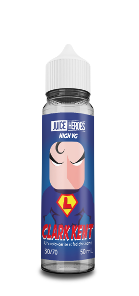 Liquideo Clark kent (50ml)