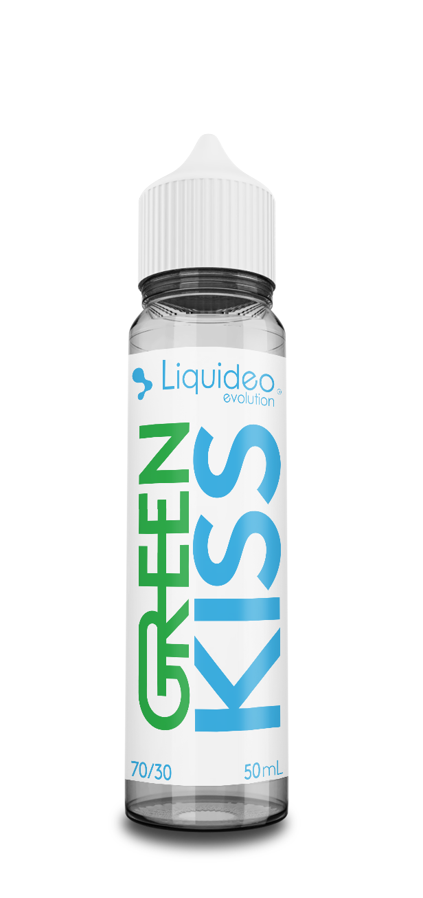 Liquideo Green-Kiss (50ml)