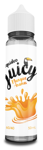 Liquideo Mangue Ananas (50ml)