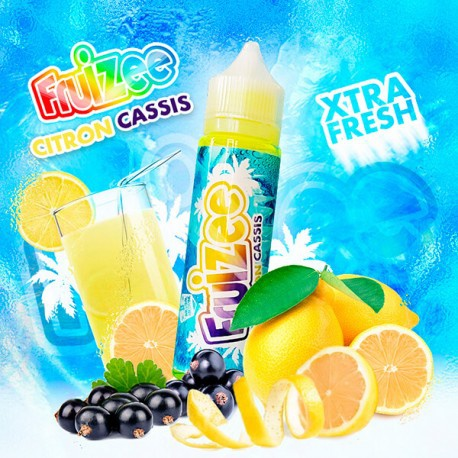 Fruizee Citron Cassis (50ml)