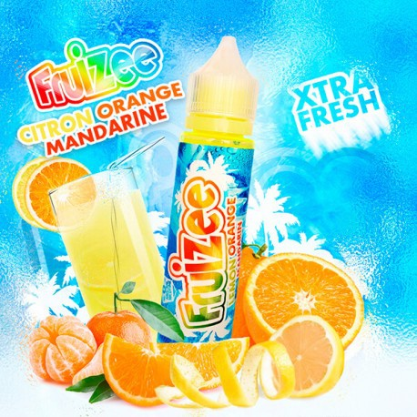 Fruizee Citron Orange Mandarine (50ml)