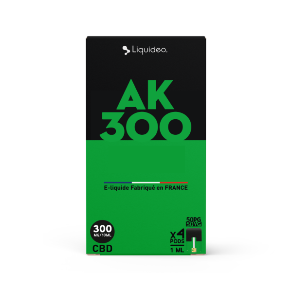 WPOD - Liquideo AK 300 (1ml)