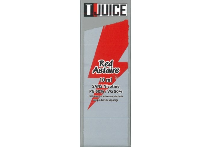 T-JUICE Red Astair (10ml)