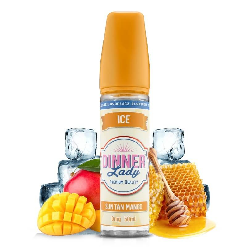 Dinner lady Sun Tan Mango (50ml)