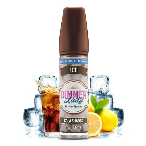 Dinner lady Cola Shades ice (10ml)