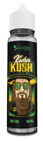 Liquideo Kosher Kush 300 mg (50ml)