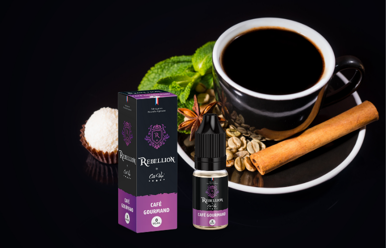 Rebellion Café Gourmand (10ml)