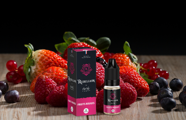 Rebellion Fruits Rouges (10ml)